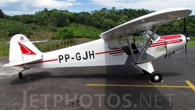 PP-GJH - Piper PA-18-150 Super Cub - Private