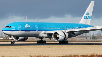 PH-BQF - Boeing 777-206(ER) - KLM Royal Dutch Airlines