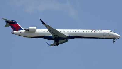 N137EV - Bombardier CRJ-900LR - Delta Connection (Atlantic Southeast Airlines)