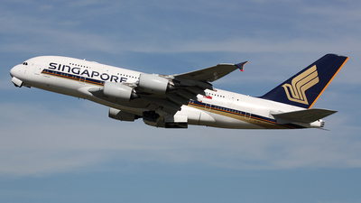 9V-SKE - Airbus A380-841 - Singapore Airlines