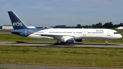 N403JS - Boeing 757-2Q8 - EOS Airlines
