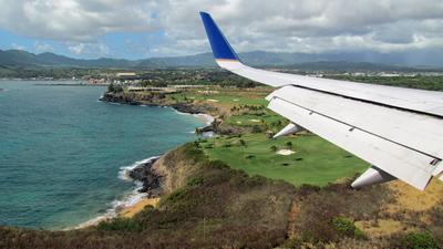 N597UA - Boeing 757-222 - United Airlines