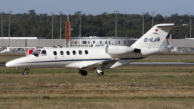 D-ILAM - Cessna 525A CitationJet 2 - Liebherr Aerospace
