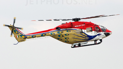 J4042 - Hindustan Aeronautics ALH Dhruv - India - Air Force