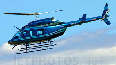 LV-YSA - Bell 206LT TwinRanger - Private