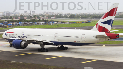 G-VIIN - Boeing 777-236(ER) - British Airways