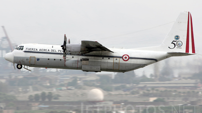 FAP397 - Lockheed L-100 Hercules - Perú - Air Force