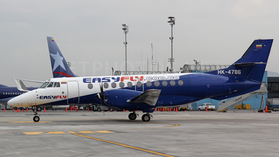 HK-4786 - British Aerospace Jetstream 41 - EasyFly