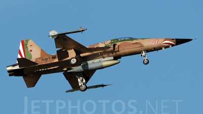 761562 - Northrop F-5N Tiger II - United States - US Navy (USN)