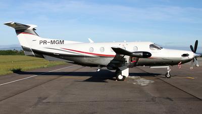 PR-MGM - Pilatus PC-12/47E - Private