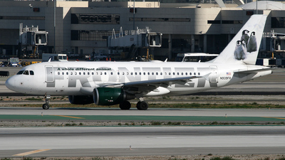 N939FR - Airbus A319-111 - Frontier Airlines