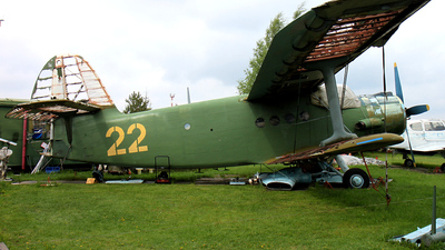 22 - Antonov An-2 - Russia - Air Force