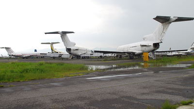 MMTO - Airport - Ramp