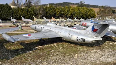 2608 - Aero L-29 Delfin - Czech Republic - Air Force