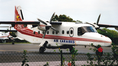 F-ODZG - Dornier Do-228-202K - Air Caraïbes