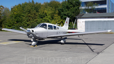 D-EPAO - Piper PA-28-151 Cherokee Warrior - Private