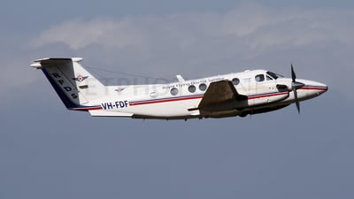 VH-FDF - Beechcraft B200 Super King Air - Royal Flying Doctor Service of Australia (Queensland Section)