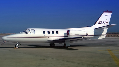 N27TS - Cessna 501 Citation - Private