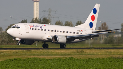 YU-ANV - Boeing 737-3H9 - Jat Airways
