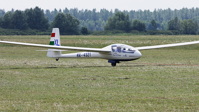 HA-4321 - Schempp-Hirth Cirrus - Private