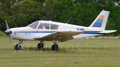 VH-WRH - Piper PA-28-140 Cherokee - Private
