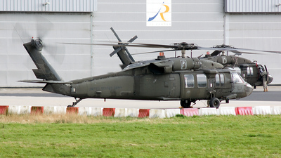 83-23869 - Sikorsky UH-60A Blackhawk - United States - US Army