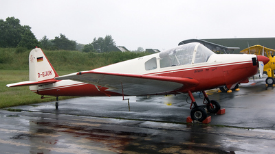 D-EJUK - Klemm Kl-107B - Private