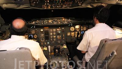 EP-IBJ - Airbus A300B4-2C(SCD) - Iran Air