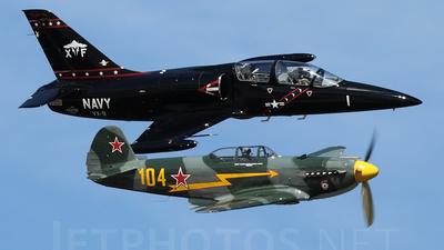 N6373Y - Yakovlev Yak-9U-M - Private