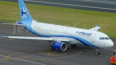 XA-VIP - Airbus A320-214 - Interjet