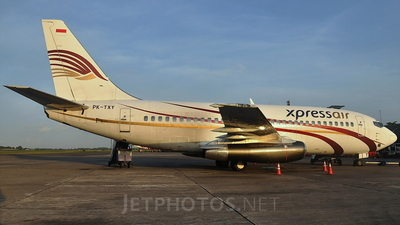PK-TXY - Boeing 737-204(Adv) - Xpress Air