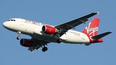 N529VA - Airbus A319-112 - Virgin America