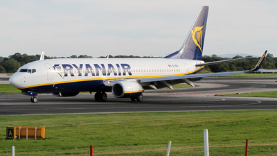 EI-ENL - Boeing 737-8AS - Ryanair