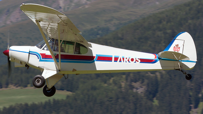 I-AROS - Piper PA-18-150 Super Cub - Private