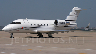 N639TS - Bombardier CL-600-2B16 Challenger 601-3R - Aero Toy Store