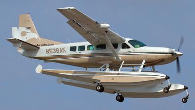 N539AK - Cessna 208 Caravan - Talon Air