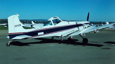 VH-KZB - Cessna A188B-A1 Ag Truck - Private