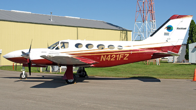 N421FZ - Cessna 421C Golden Eagle - Private