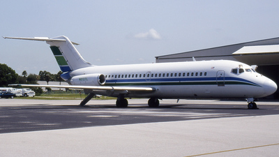 N813TL - McDonnell Douglas DC-9-15 - United States - Marshals Service