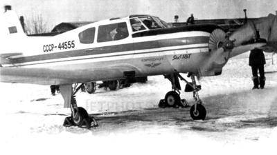 CCCP-44555 - Yakovlev Yak-18T - Aeroflot