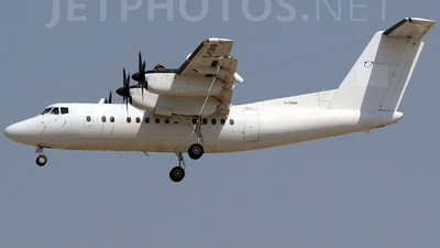 C-FZKM - De Havilland Canada DHC-7-102 Dash 7 - Voyageur Airways