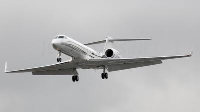 N691RC - Gulfstream G-V - Private