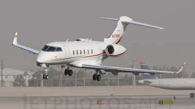 N575WB - Bombardier BD-100-1A10 Challenger 300 - Private