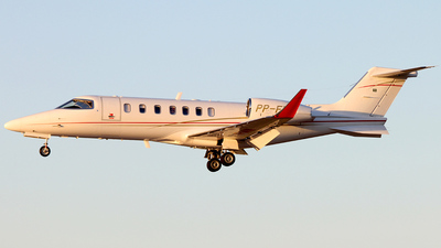 PP-FMW - Bombardier Learjet 40 - Private