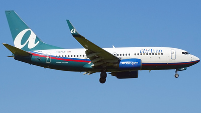 N167AT - Boeing 737-7BD - airTran Airways