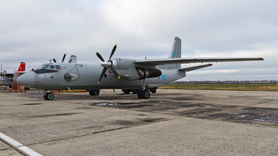 57 - Antonov An-26KPA - Ukraine - Air Force