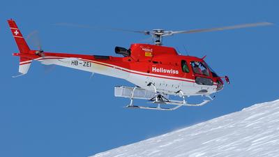 HB-ZEI - Eurocopter AS 350B3 Ecureuil - Heliswiss