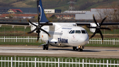 YR-ATG - ATR 42-500 - Tarom - Romanian Air Transport