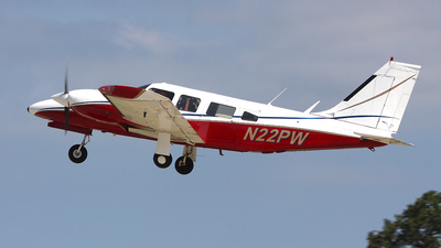 A picture of N22PW - Piper PA34200T - [347570144] - © Paul Chandler