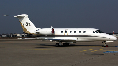 D-CBIZ - Cessna 650 Citation VI - Private